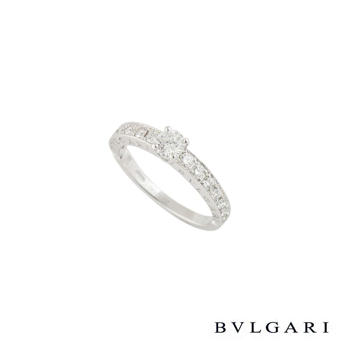 Bvlgari  Bvlgari Diamond Ring E/VVS2